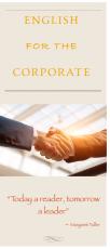 Corporate English Brochure