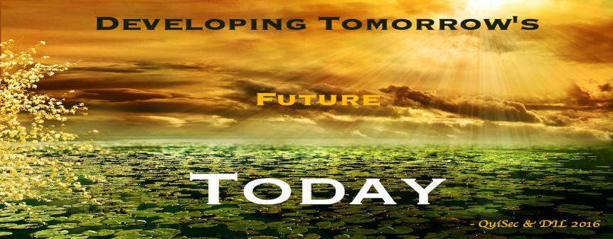 developingtomorrowsfuturetoday