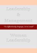 QuiSec & DIL Leadership & Management Women